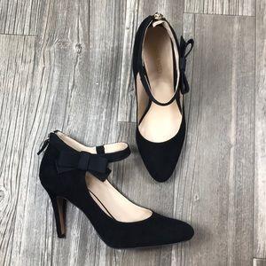 Nine West Shoes - Nine West suede heels
